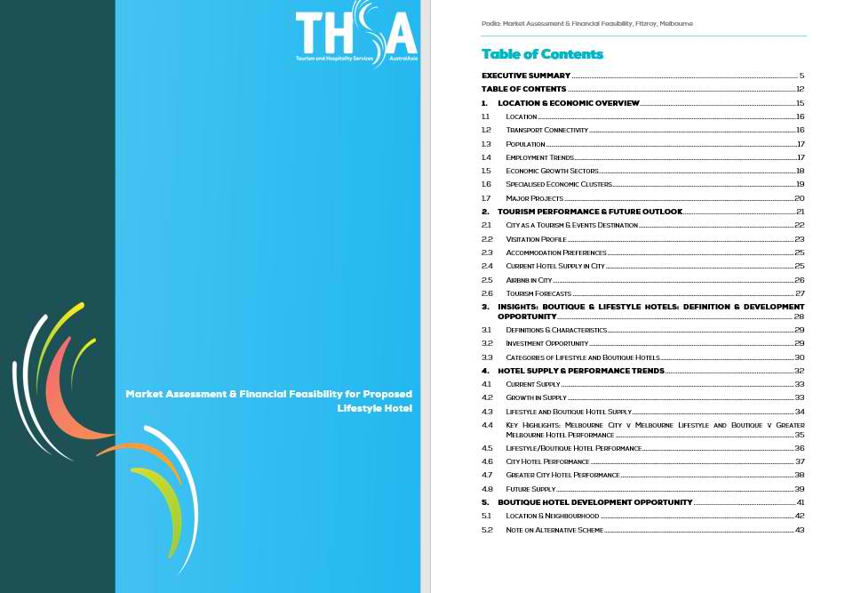 THSA Market Assessment Feasibility Image